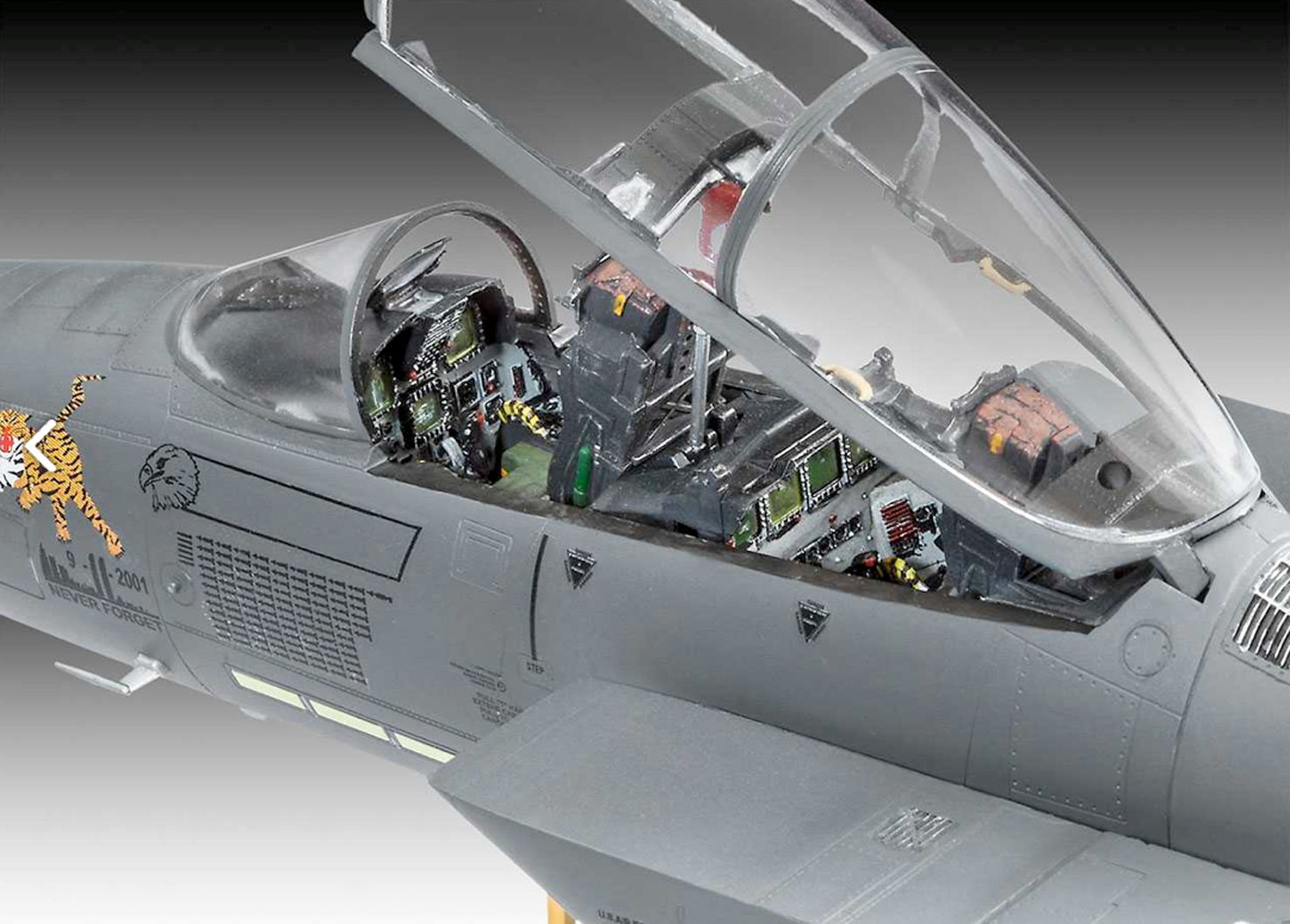 the modelling news review revell 1 48th scale f 15e strike eagle