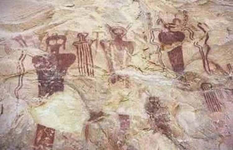 Μυστηριώδη Όντα που Επενέβησαν στη Γη (μύθος Χόπι)