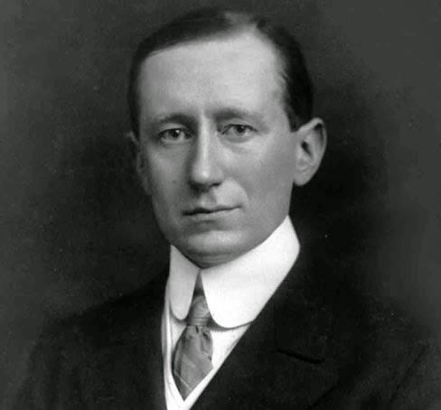 Scientist : Guglielmo Marchese Marconi