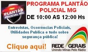 SEU PROGRAMA DE SEGURANÇA PUBLICA EM MG