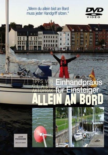 """Der Film """"Allein an Bord - Einhandsegeln für Einsteiger"""""""