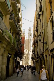 Iglesia de Santa María del Mar, Barcelona