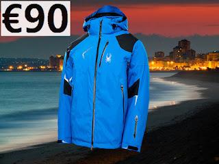 discount spyder rival jacket men's