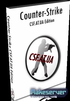 Counter-Strike 1.6 CSF Edition. 40. F@SHIST. Загрузок. Просмотров. Скач