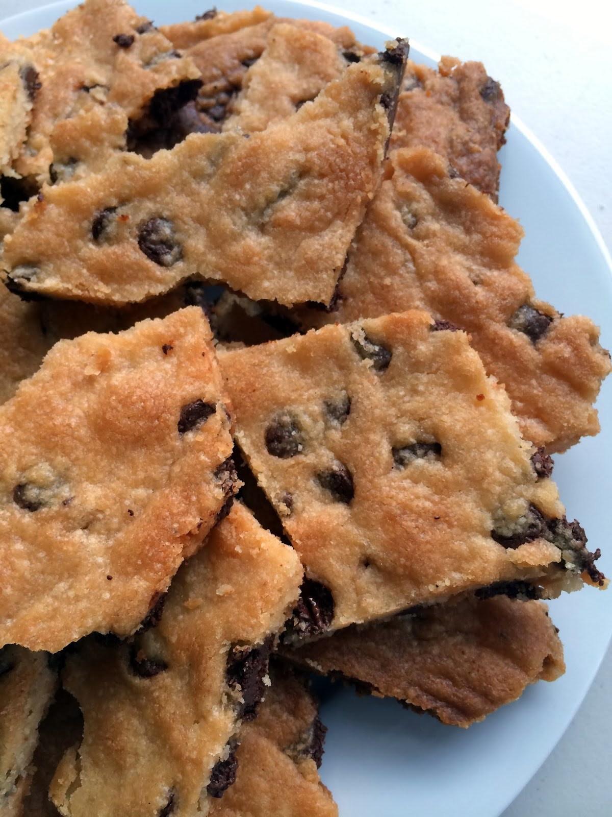 Sweet and Savory Shenanigans: Chocolate Chip Cookie Brittle