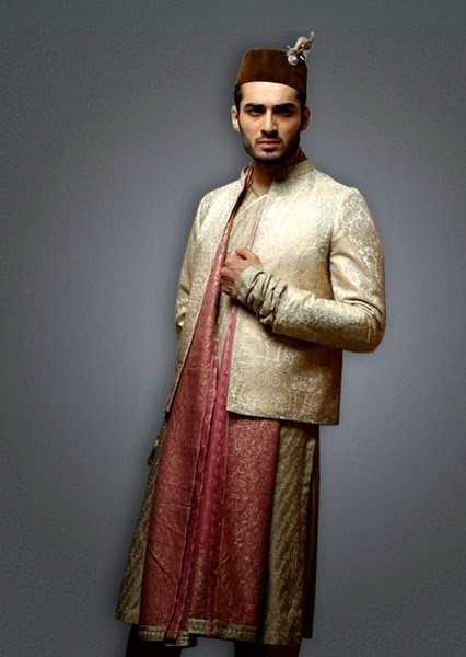 Dulha / Groom Mehndi Dress Trend