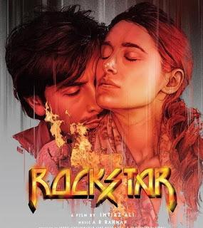 Ranbir kapoor rockstar
