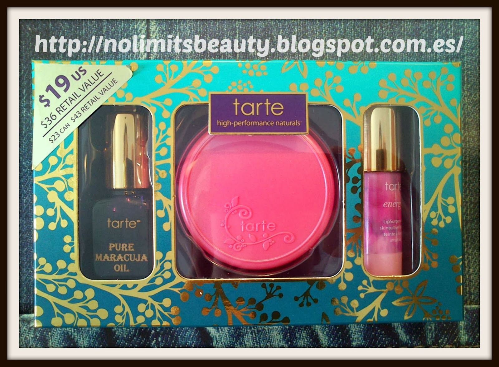Tarte - High Performance Naturals Kit