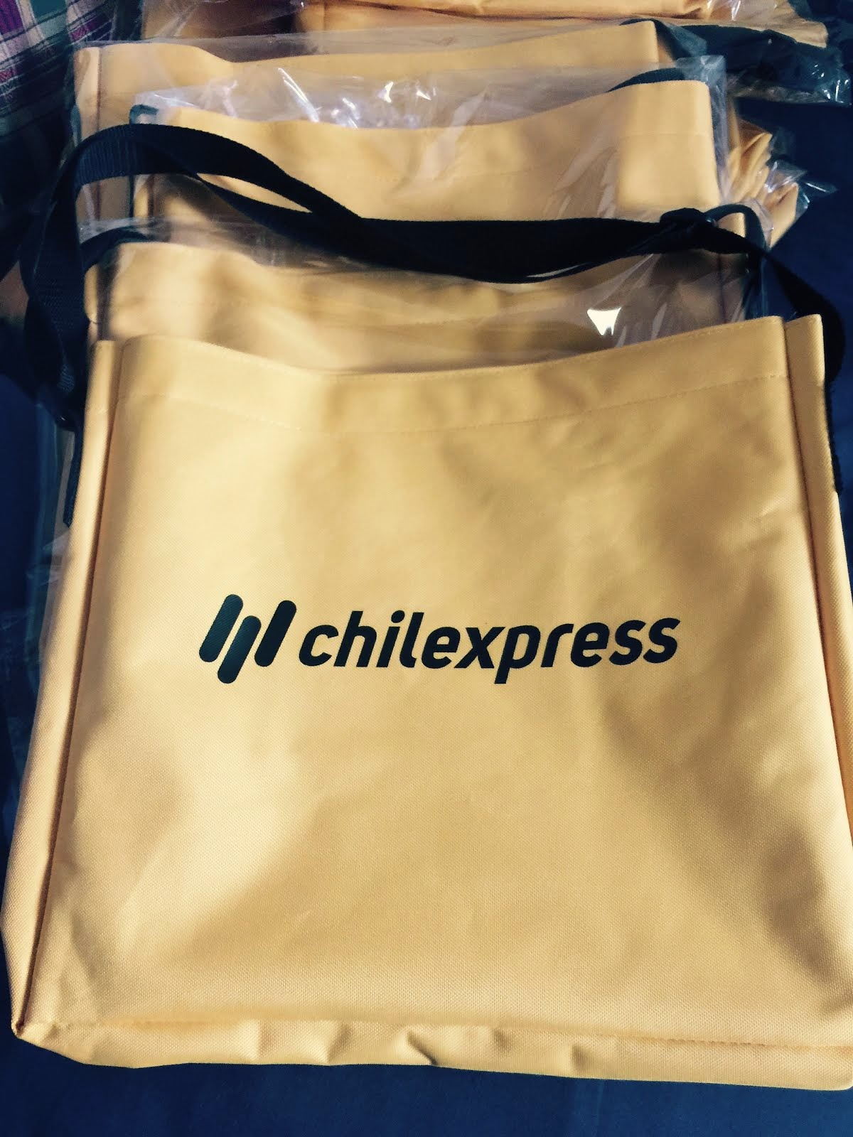 BOLSOS SAMPLING CHILEXPRESS