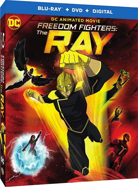 Freedom Fighters: The Ray (2018) 1080p BluRay REMUX 18GB mkv Dual Audio DTS-HD 5.1 ch