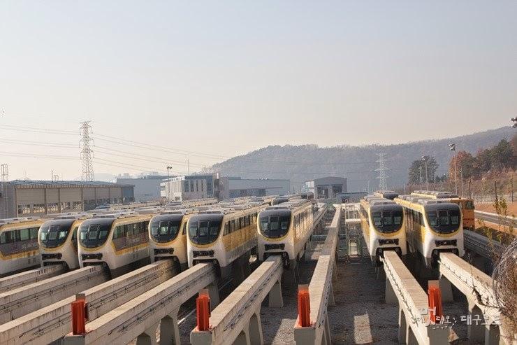 Fun free daegu travel train trip to daegu episode 12 for Places to fish near me for free
