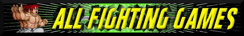 All Fighting Games - Todos los Juegos de Pelea