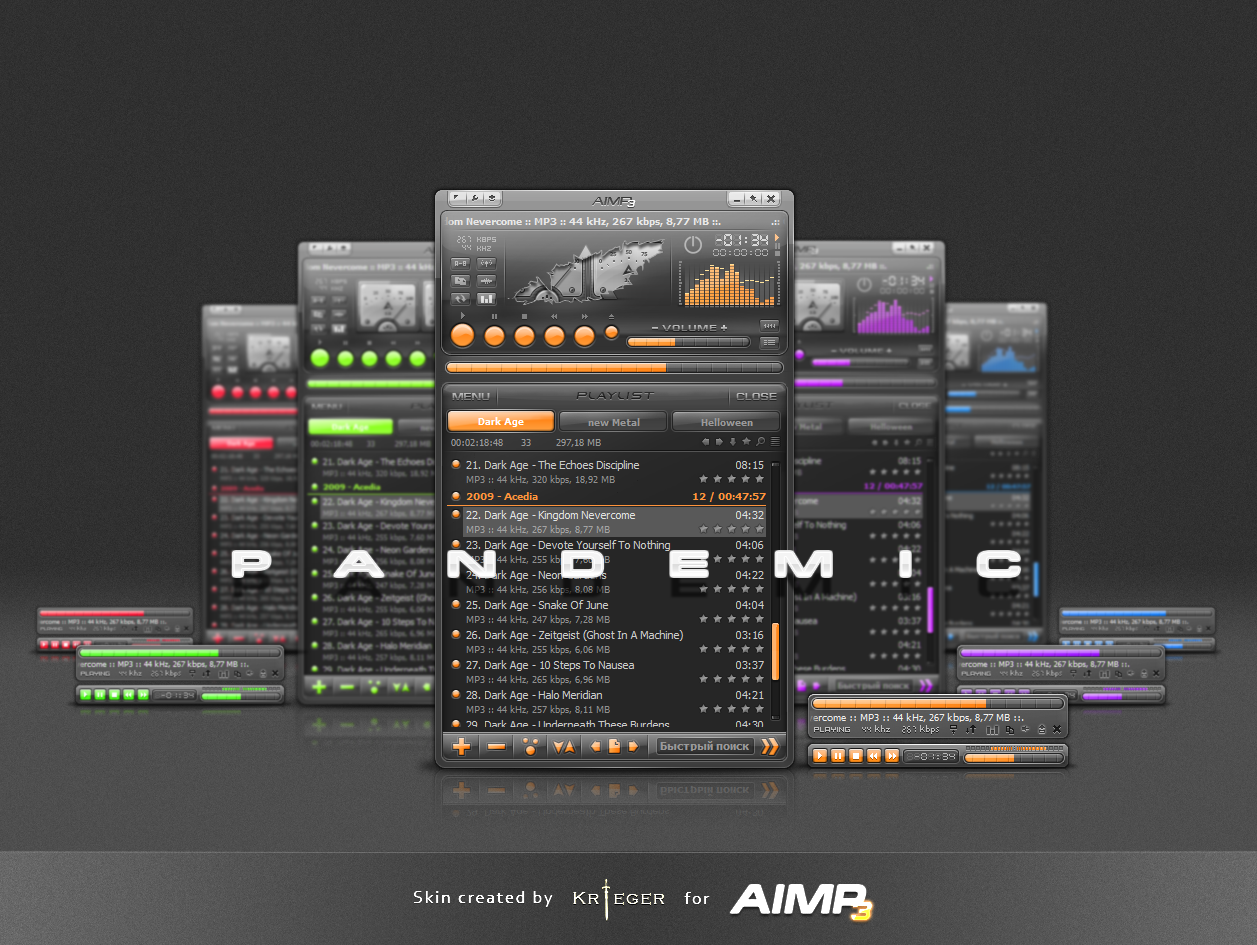 Download  AIMP 3.55.1345 New Final