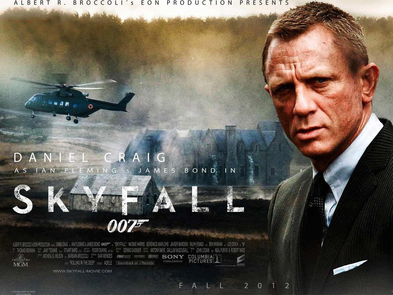 Skyfall 2012  IMDb