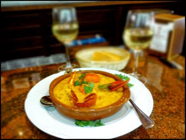 El Cabo Peñas, restaurante Moratalaz