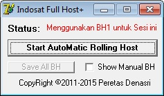 Inject Indosat Full Host+ 28 November 2015