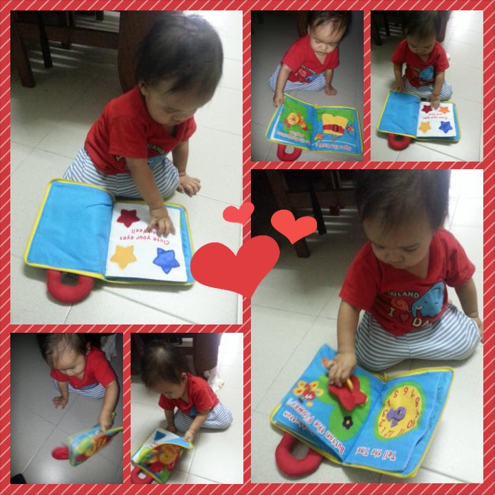 Abdullah' fav book