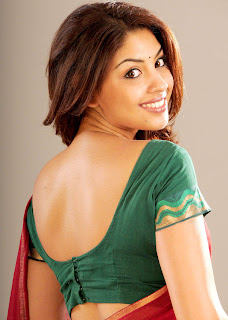South Indian Actress Richa Gangopadhyay Pictures in Saree