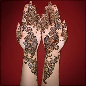Indian Mehndi Design