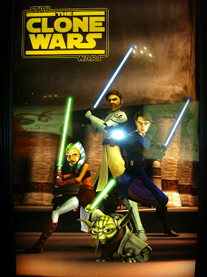 Watch Star Wars: The Clone Wars S04E18 Hollywood TV Show Online | Star Wars: The Clone Wars S04E18 Hollywood TV Show Poster