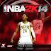 NBA 2K14 Paul George #24 Startup Screen Mod