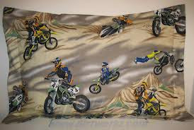 Unique Motocross Bedroom Decor