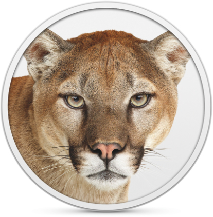Mac OS X Mountain Lion
