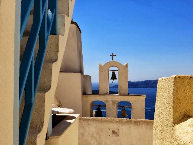 vacanze a santorini cosa vedere