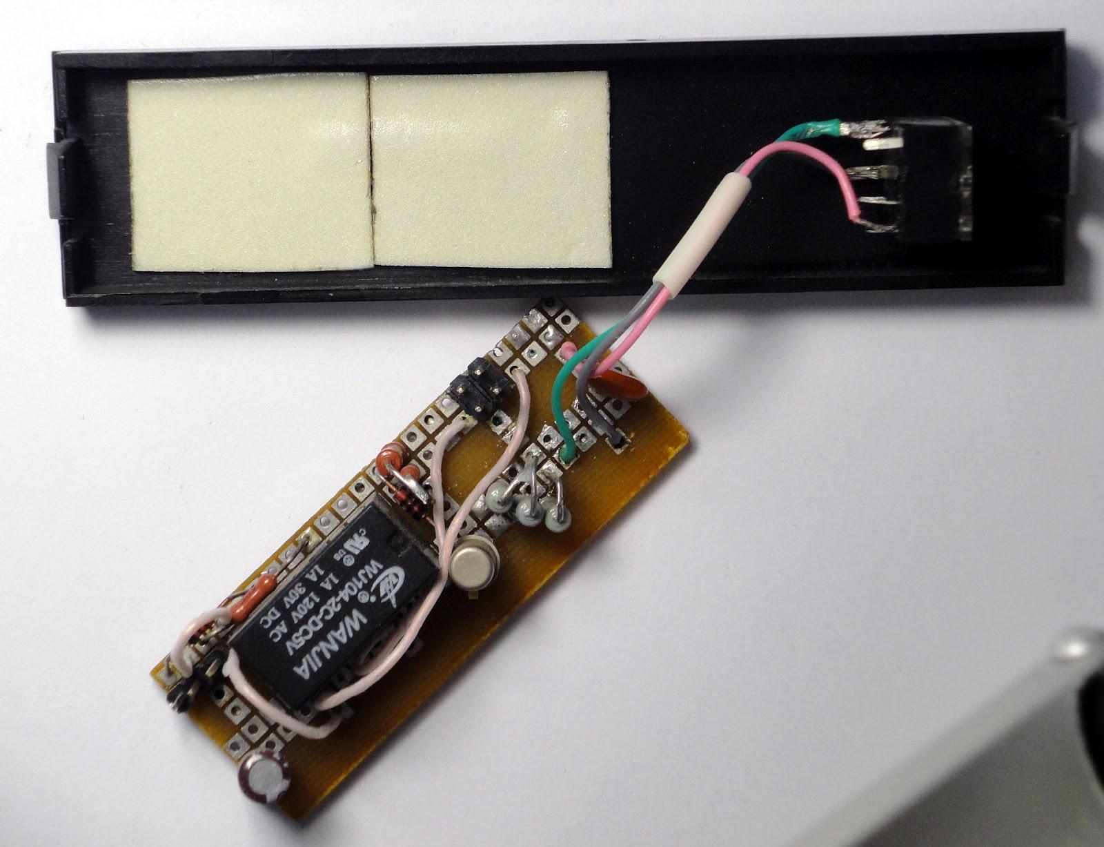 Пульт для компьютера своими руками usb