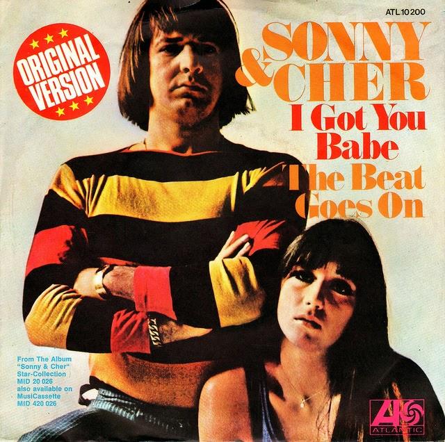i ve got you babe sonny cher № 277480
