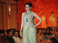 Karisma walks for Ghanasingh & Maheka Mirpuri's collection launch