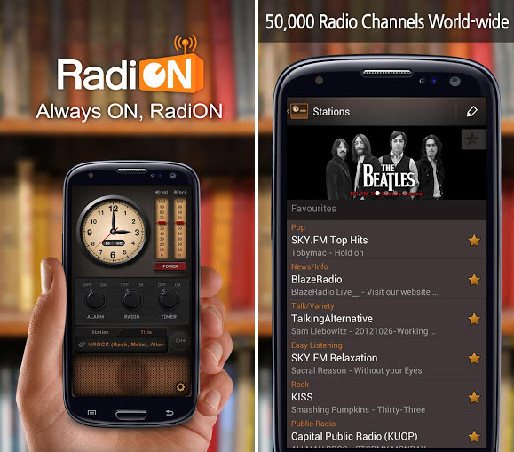best RadiON APK 3.1.4 Version