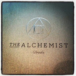 Ma Bicyclette: Places To Visit In Manchester | Cocktails at The Alchemist
