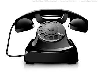 Eski Telefon Psd'si