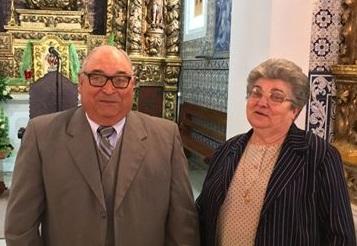 MARIA DO CARMO E ANGELINO, 50 ANOS DE CASAMENTO!