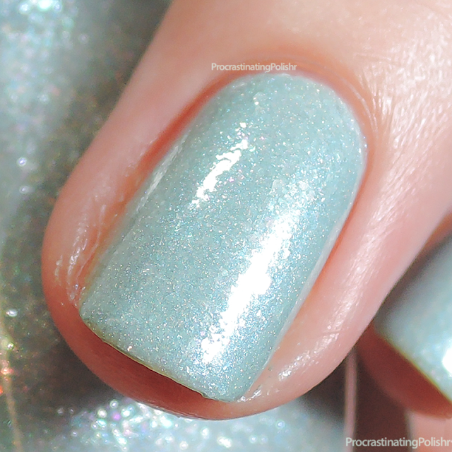 Moonstone Nail Polish - Queen of Peace | Long & Lost collection