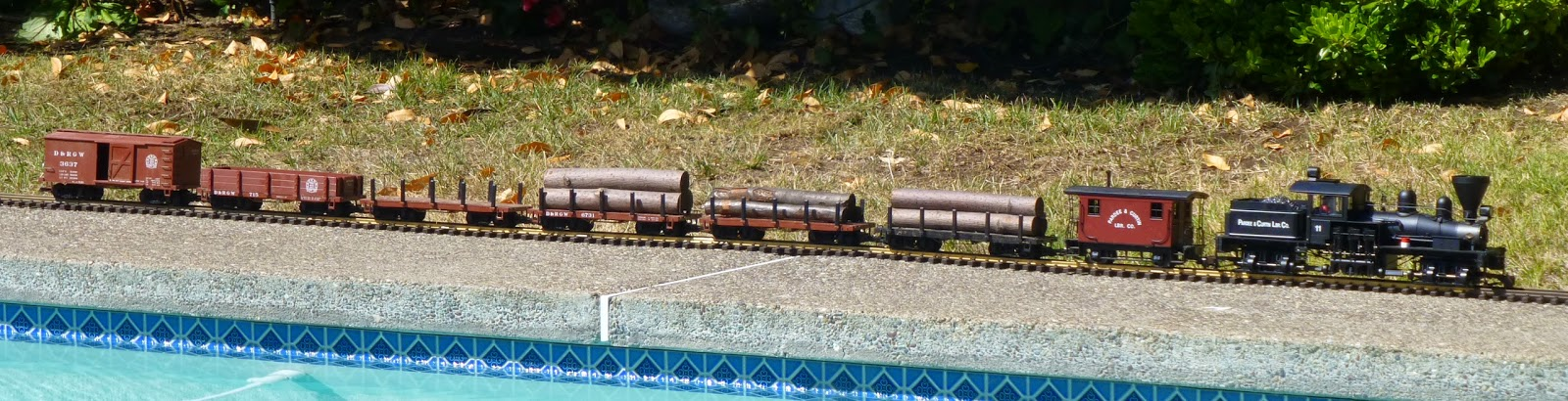 Thoughts from upside down The Garden Railway – Lgb Train Track Wiring