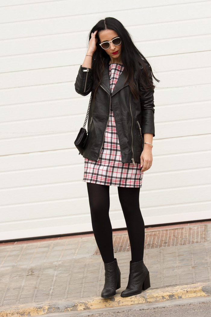 Propuesta de la blogger de moda withorwithoutshoes para un día cómodo