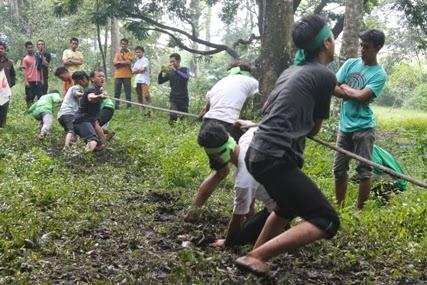 Final lomba tarik tambang jambore ukhuwah, KAMMI Semarang, KAMMI Kudus, KAMMI IAIN, Jambore Ukhuwah, Salatiga, Agus Subkhi Hermawan