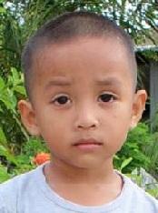 Shallom - Indonesia (ID-518), Age 5