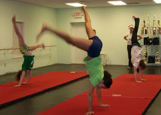 teen beginner tumbling classes charlotte nc