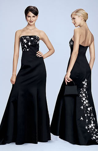 black wedding dresses - Wedding Guest Dresses
