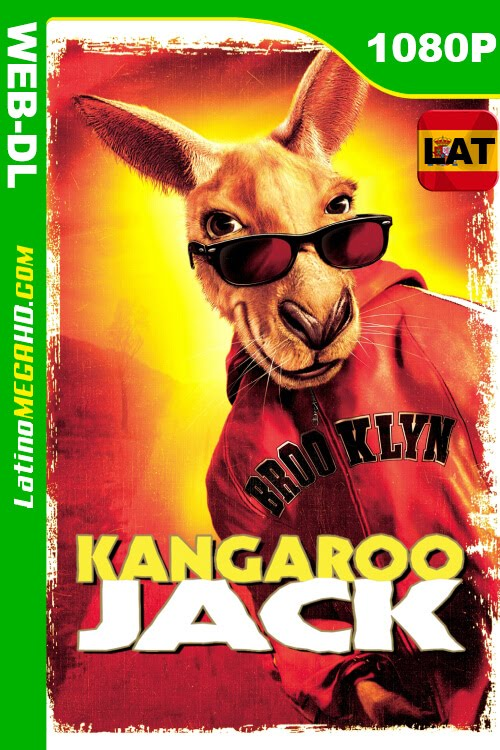 Canguro Jack (2003) Latino HD WEB-DL 1080P ()