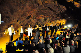 Don Pasquale, Clearwall Caves, May 2013 (courtesy of Kate Healey)