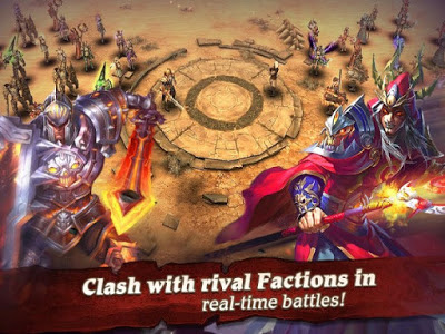 Clash for Dawn V1.1.1 MOD Apk-screenshot-3