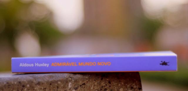 Universo Dos Leitores Admirável Mundo Novo De Aldous Huxley