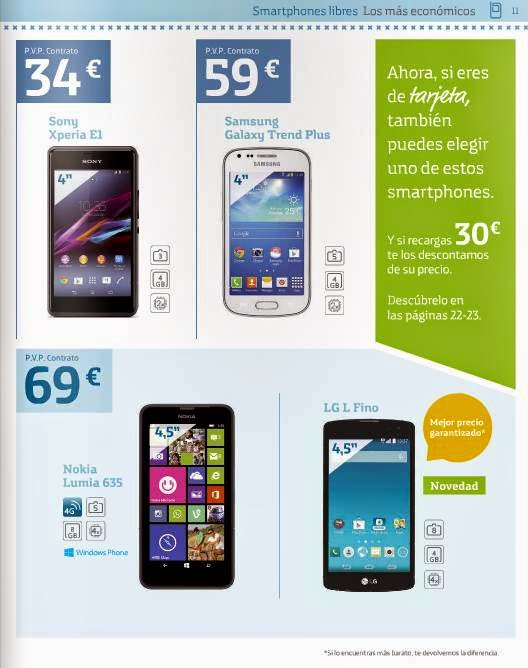 smartphone economicos movistar 12-2014