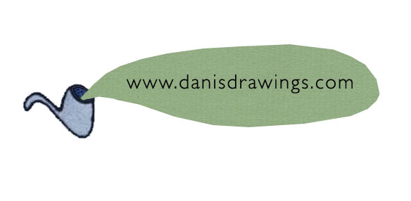 Click on the pipe to see my drawings