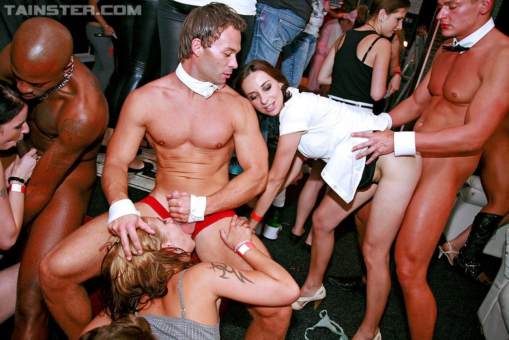 сенкс вечеринки