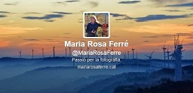 Twitter @mariarosaferre
